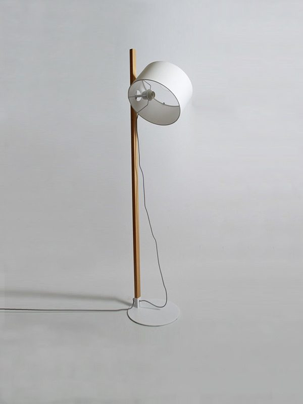 Riu Floor Lamp design by JF Sevilla and Aromas