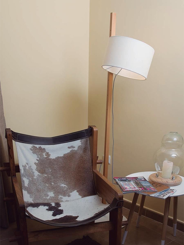Offered by DonLighting.com - RIU Floor Lamp Design JF Sevilla by Aromas