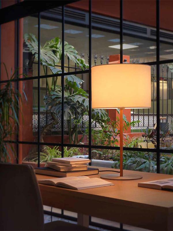 Ellin Table Lamp by AC Studio-Aromas