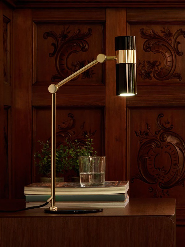 Pago Table Lamp Design