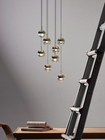 DORA Pendant Lamp by Jana Chang-Aromas Ref.A-C1228DL