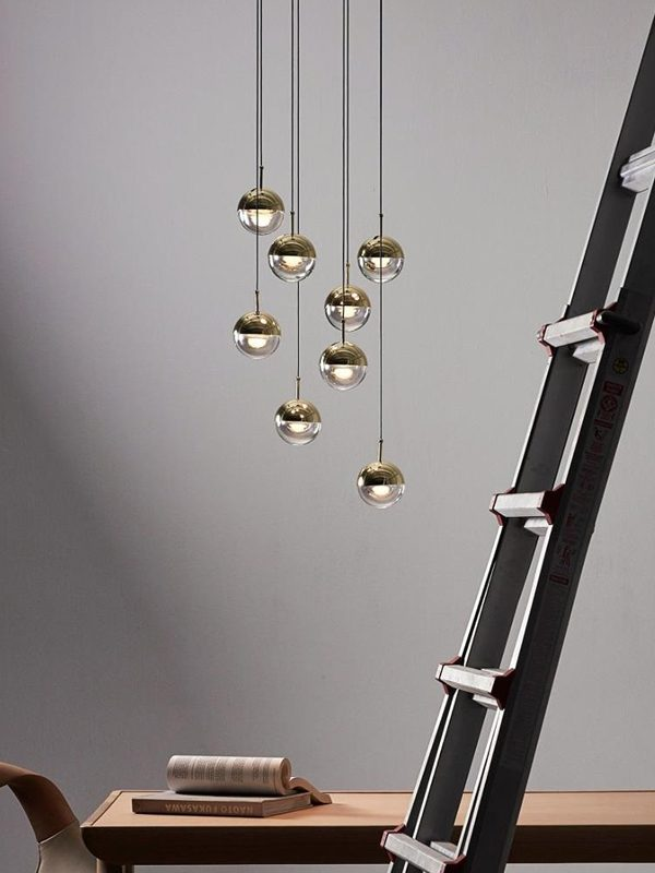 Our Dora Pendant Lamp collection by Donlighting.com