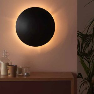 MINIROSS Wall Lamp Black by Aromas Ref.A1063DL Photo 600-800