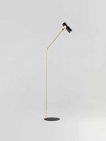 Pago Floor Lamp by Pepe Fornas and Aromas