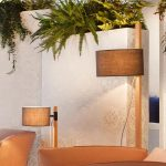 Offered by DonLighting.com - Riu Floor Lamp design