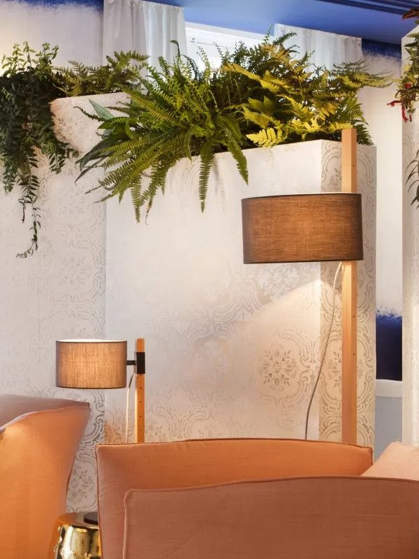 Offered by DonLighting.com - Riu Floor Lamp design