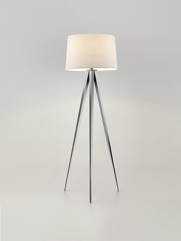 Tripod II Floor Lamp by Aromas