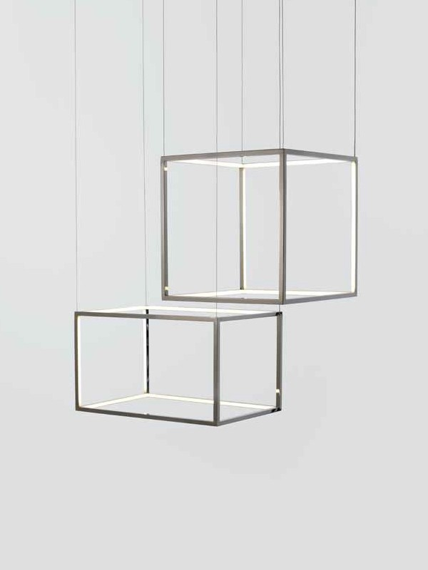 Cube-X LED Pendant Lamp by Aromas