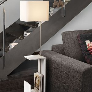 FUSTA Floor Lamp by Massmi