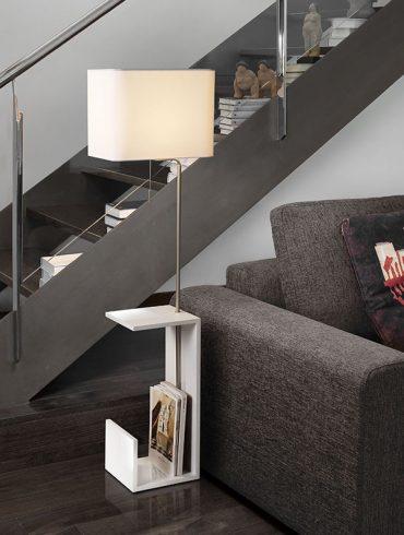 FUSTA Floor Lamp by Massmi