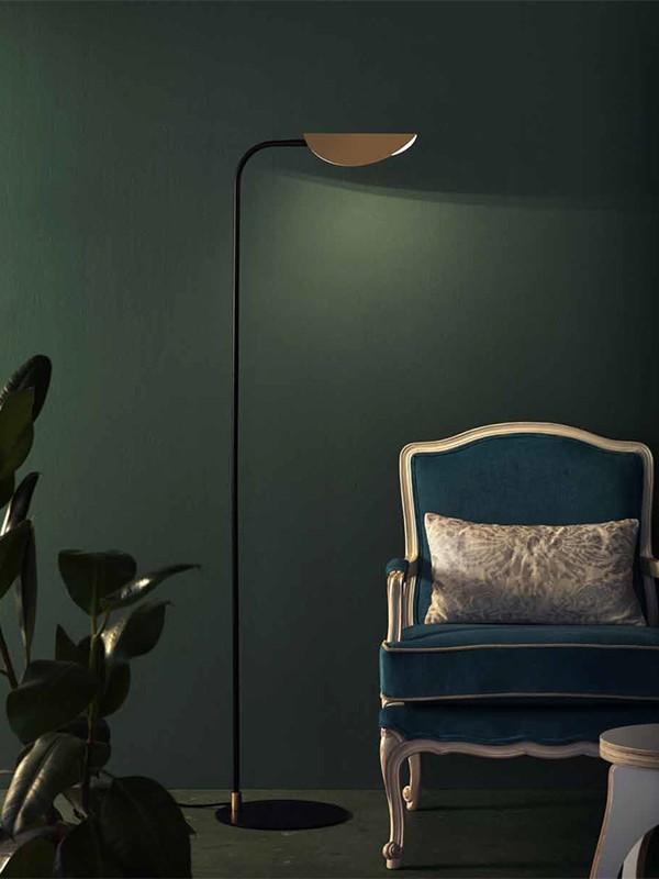 Ficus Floor Lamp Design by J. F. Sevilla, Aromas