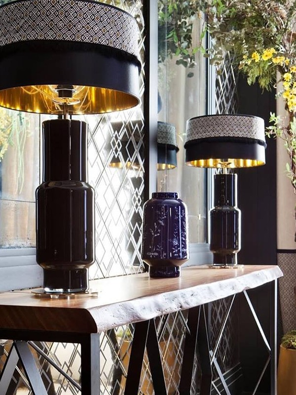 NOA Table Lamp by Aromass Ref.A-NAC110DL