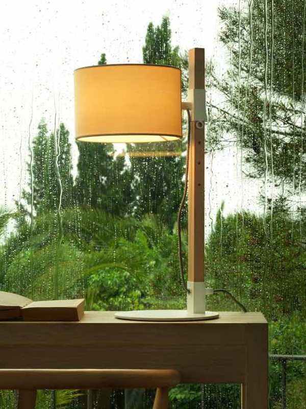 Riu Table Lamp Design by J. F. Sevilla, Aromas