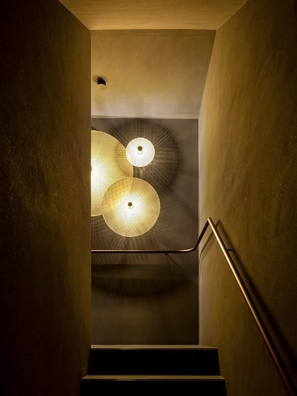 Tan Tan Wall Lamp Design A-A1125DL by Fornasevi Aromas