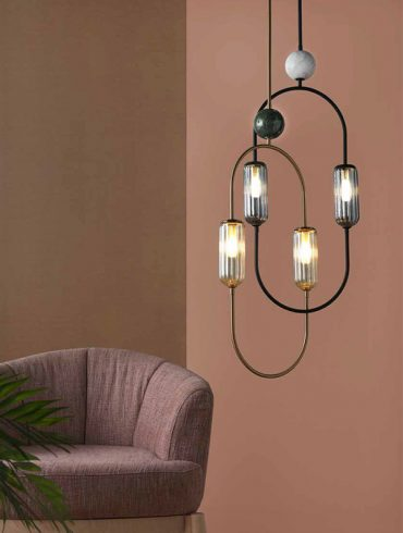Clip Pendant Lamp by Aromas Ref-AC1265DL 600×800