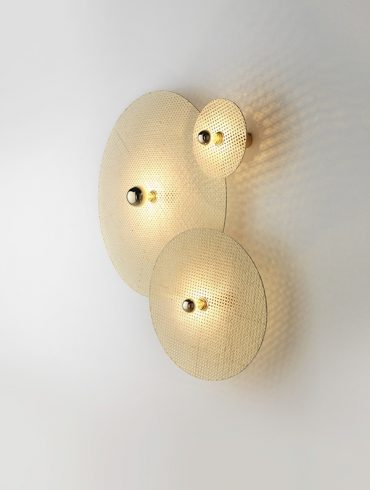 TAN TAN Wall Lamp by Fornasevi-Aromas Ref.A-A1125DL-600-800