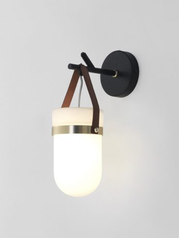 ALMON Wall Lamp Black Ref.A-A1264DL by Aromas 600-800