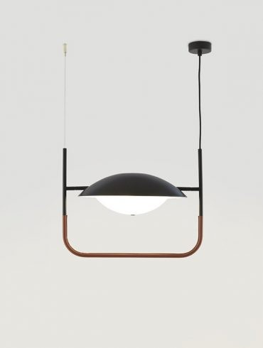 WONG Pendant Lamp Black Ref.A-C1263DL by Aromas 600-800