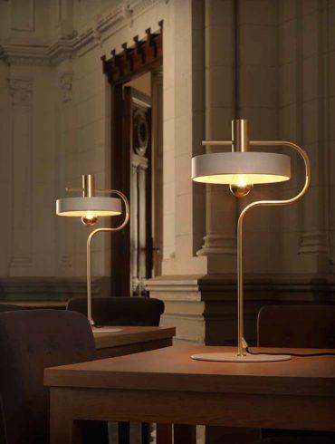 ALOA – BLANCA Table Lamp By Fornasevi Ref.S1240 Photo-600-800