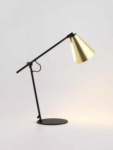 BOA Table Lamp Gold by Pepe Fornas-Aromas Ref.A-S1193DL 600-800