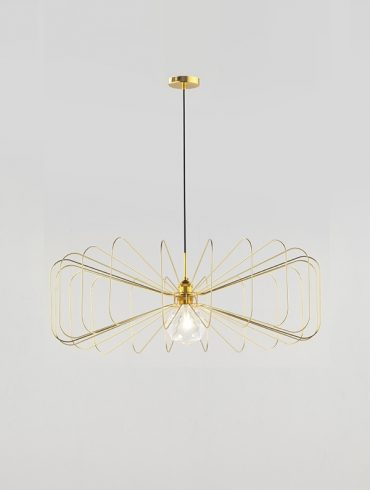CRAWFORD Pendant Lamp by Pepe Fornas-Aromas Ref.A-C1047DL 600-800