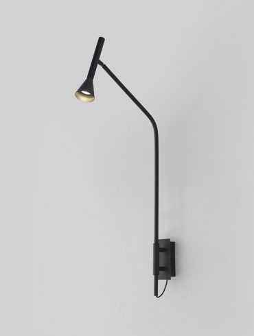 LYB Wall Lamp Black Ref.A-A1274DL by Aromas 600-800