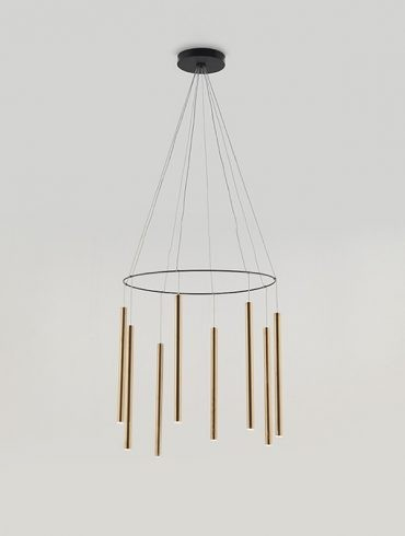 MIKA MULTI Pendant Lamp by Aromas Ref.A-C1204-8DL 600-800