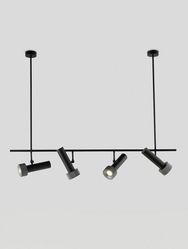 Focus Pendant Lamp Designed by Pepe Fornas.A-C1279-4