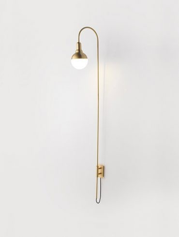 HELMET CURVE Wall Lamp by Pepe Fornas-Ref.A-A1219DL