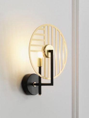 ERTO Wall Lamp Designed by AC Studio