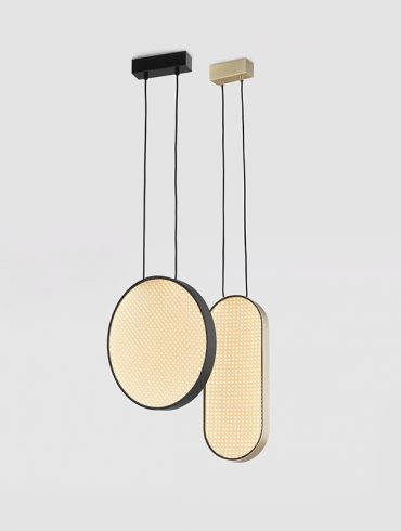 Tant Pendant Lamp by JF Sevilla