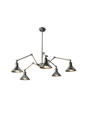 Club Suspension Lamp Design