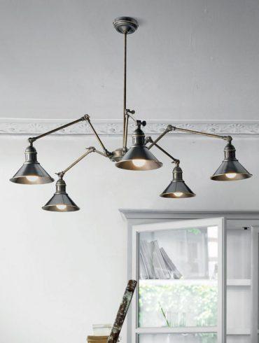 Club Suspension Lamp by Massmi