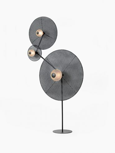 Artic Floor Lamp Designed by Pepe Fornas-2