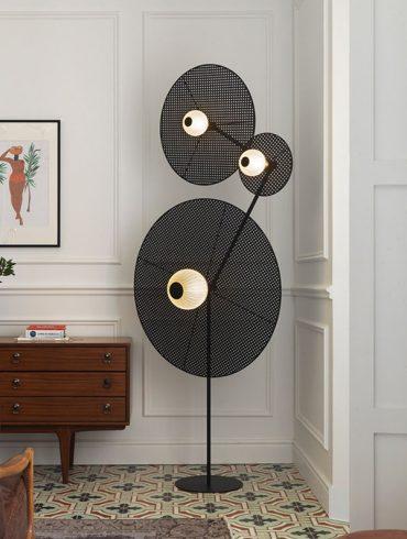 Artic designer Floor Lamp