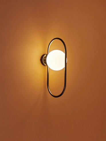 PEA Wall Light _Ref 1401_by Massmi
