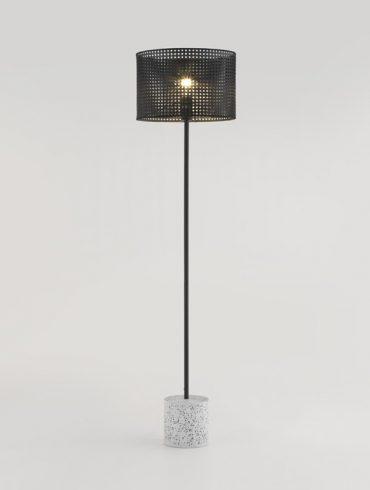 Floor design lamp