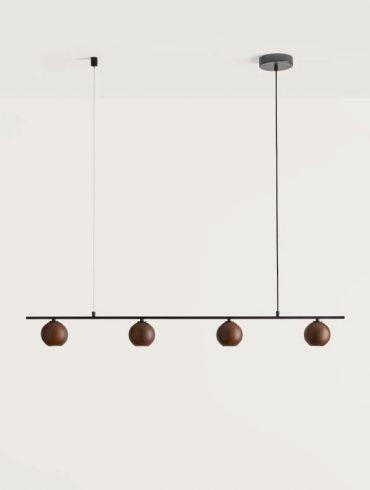 Lita LED Pendant Lamp 4 by Pepe Fornas
