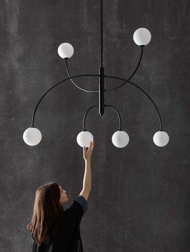 Sonn LED Ceiling Lamp_by_Aromas