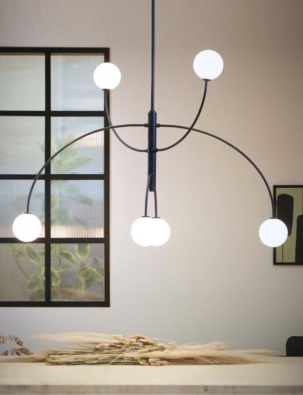 LED Ceiling Lamp Aromas