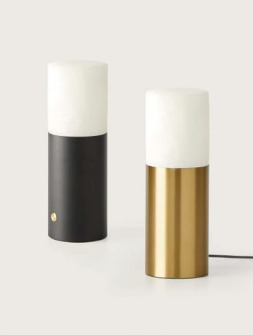 Lind Table Lamp by Aromas